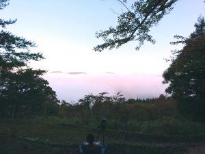 立雲峡第2展望台
