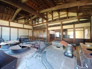 情報館天空の城歴史的家屋
