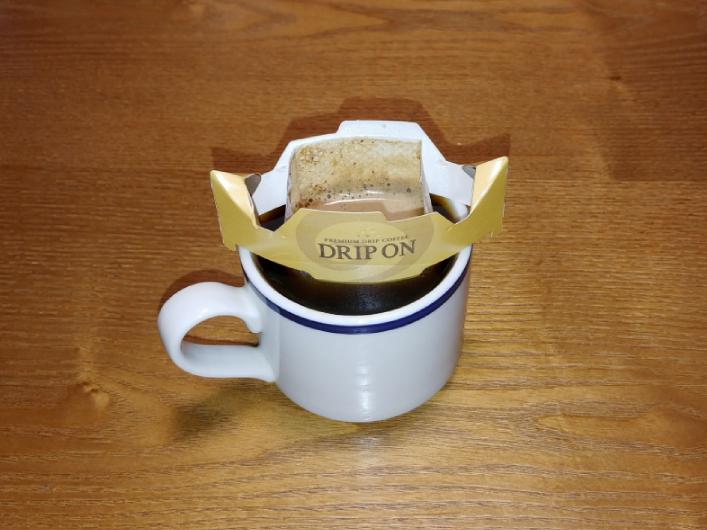 ドリップコーヒー トアルコトラジャ2